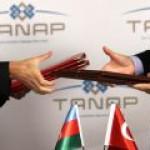 """Торжественно открытый TANAP – не конкурент """"потокам"""" """"Газпрома"""""""