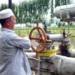 """""""Газпром"""" возьмет под контроль всю нефтегазовую отрасль Киргизии"""