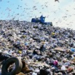 Газ на Украине будут добывать из пластикового мусора