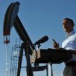 Барак Обама поблагодарил себя за дешевое топливо