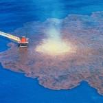 У берегов Калифорнии образовалось 6-километровое нефтяное пятно