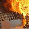 Скважина на Ямале подверглась артиллерийскому обстрелу