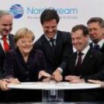 Европарламент выступил против реализации проекта «Северный поток-2»
