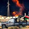 Нефтяные порты Ливии вновь под контролем мятежников с востока