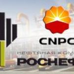 """""""Роснефть"""" хочет осваивать шельф Арктики вместе с CNPC"""