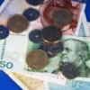 Цены на нефть обваливают и норвежскую крону
