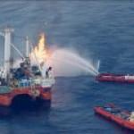 Нефтяной рынок заволновался из-за взрыва на платформе Мексиканского залива