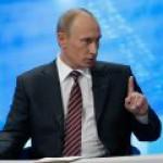 Путин: период низких цен на сырье может затянуться надолго