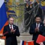 Китай получит газ и по «восточному», и по «западному» маршрутам