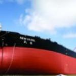 Китай вводит в строй новейший нефтеналивной супертанкер