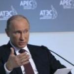Путин предостерег АТЭС от распада и нанесения вреда ВТО