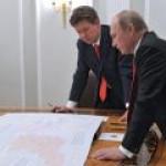 Путин примет участие в запуске газового промысла в Бованенково