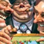 Всего 1% мировых богатеев принадлежит больше, чем половине жителей планеты