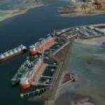 В США вступил в строй новый экспортный СПГ-терминал
