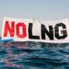 Прибытие второго СПГ-танкера из США в Европу встретили протестами