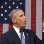 """Обама увидел """"российский след"""" в предвыборном скандале в США"""