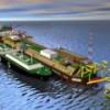 В России разработают проект плавучего хранилища СПГ