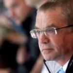 Александр Медведев не увидел коллег на газовой конференции в Вене