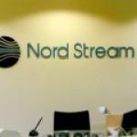 «Газпром» не будет расширять «Северный поток»