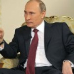 Путин: из космоса хорошо видны масштабы контрабанды нефтью на Ближнем Востоке