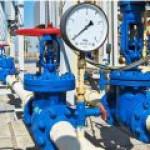 Экспортная цена на российский газ в мае достигла дна