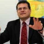 """Шефчович: газовый спор нужно решать в """"нормандском формате"""""""