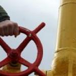 Украина сократила импорт газа вдвое по сравнению с началом 2015 года