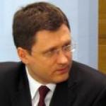 Новак может войти в совет директоров «Газпрома»