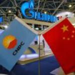 Законопроект по «восточному маршруту» поставок газа в Китай одобрен