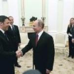 Путин и Ренци нашли общий язык по многим вопросам