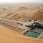 На юге Омана есть непроходимые для бурения участки недр
