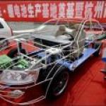 """Количество """"альтернативных"""" автомобилей в Китае превысило 120 тысяч"""