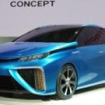 Водородная Toyota Mirai: от премиум-класса к народному автомобилю