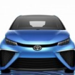 В Японии дан старт серийному выпуску водородной Toyota Mirai