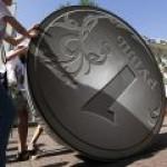 Рубль может укрепиться до 54 рублей за доллар