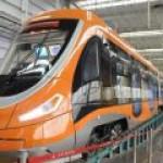 В Китае создан трамвай, работающий на водородном топливе