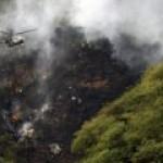 Разбившийся во Франции самолет длительное время терял высоту