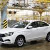 АвтоВАЗ намерен выпускать LADA Vesta с электродвигателем