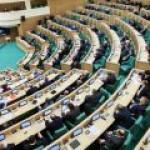 Совет Федерации одобрил бюджет-2016