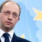 Яценюк призвал кредиторов помочь Украине не словом, а долларом