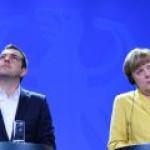 В ЕК полагают, что Ципрасу «полезно» встретиться с Меркель