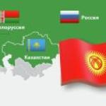 Россия даст Киргизии 200 млн долларов для подготовки вступления в ЕАЭС