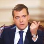 Медведев назвал «болевые точки» энергетической отрасли России
