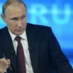 Путин: пик проблем в России пройден и ничего не лопнуло