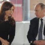 Путин и Киршнер выступили за единую правовую базу по урегулированию госдолга