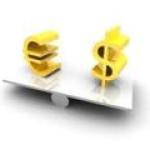 Курс доллара стабилизировался на уровне 53,6