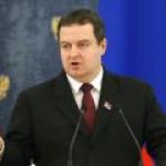 """Глава МИД Сербии: Белград – за """"Турецкий поток"""""""