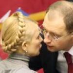 Тимошенко: Яценюк должен сидеть за махинации с газодобычей (видео)