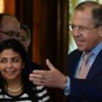 Лавров: Россия и Венесуэла будут развивать партнерство, в том числе на нефтяном рынке