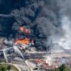 Пожар на ГПЗ в США остановил работу двух платформ в Мексиканском заливе
